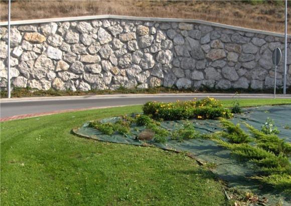 Modificación de la rotonda del cruce de Zokorena (Huarte) y su encuentro con la urbanización Ollokilanda-Urbi.IÓN DE OLLOKILANDA-URBI (NAVARRA)