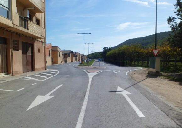 """Redes y Pavimentación zona """"Las Casitas"""" en Funes"""