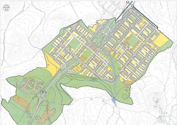 Anteproyecto de Urbanización Exterior del PSIS de Guendulain, así como el Avance de la Urbanización Interior de cada Unidad de Ejecución y de la conexión entre las Unidades de Ejecución