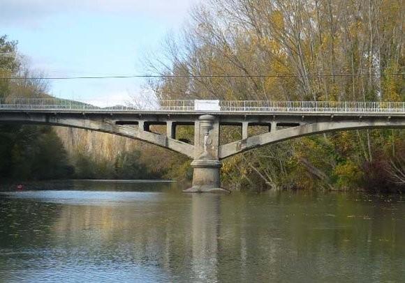 Revisión Estructural De Los Puentes De La Red De Carreteras De La Comunidad Foral De Navarra