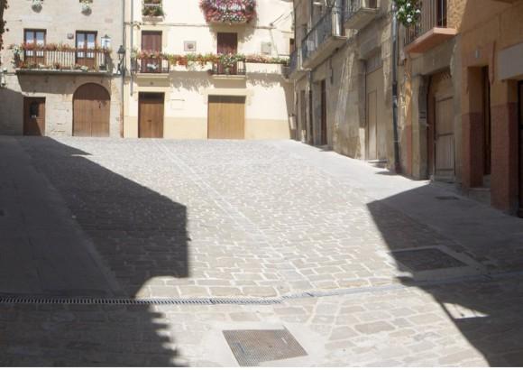 Renovación de Redes y Pavimentación de calles Poyo, Túbal y Portal Nuevo – Tafalla